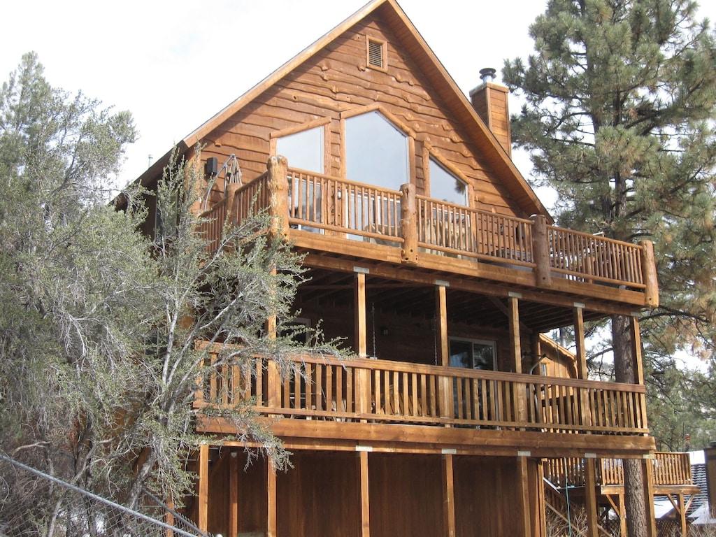 Luxury Cabin Rental Big Bear