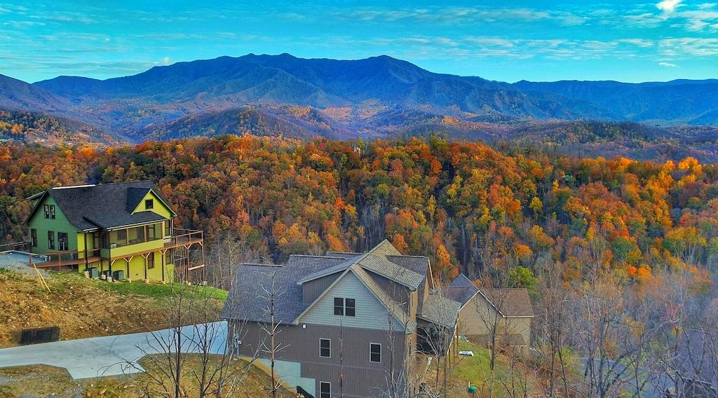 Luxury Cabin Rentals in Tennessee