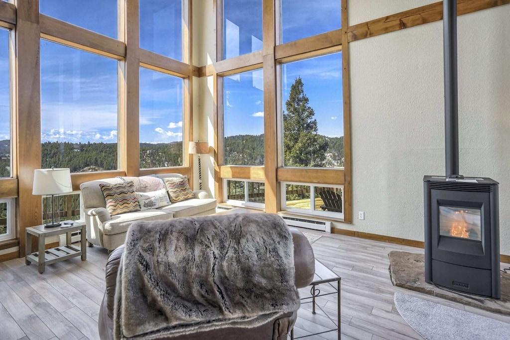 Luxury Cabin in Colorado 3 bedroom with hot tub