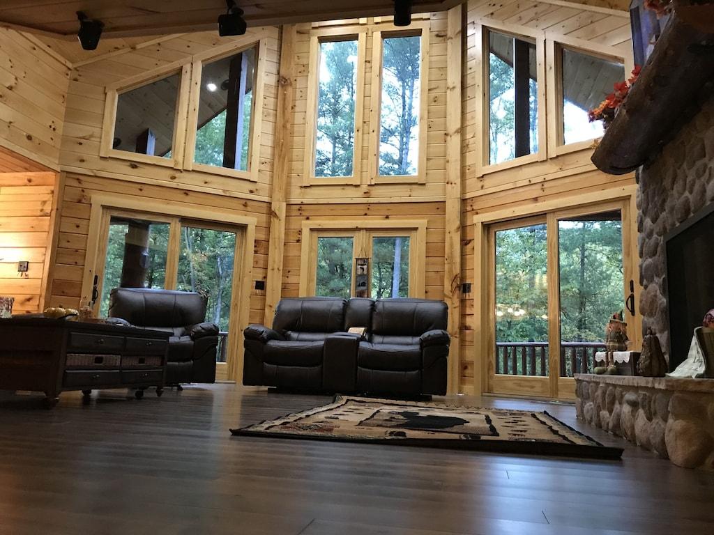 Luxury Cabins in Pennsylvania