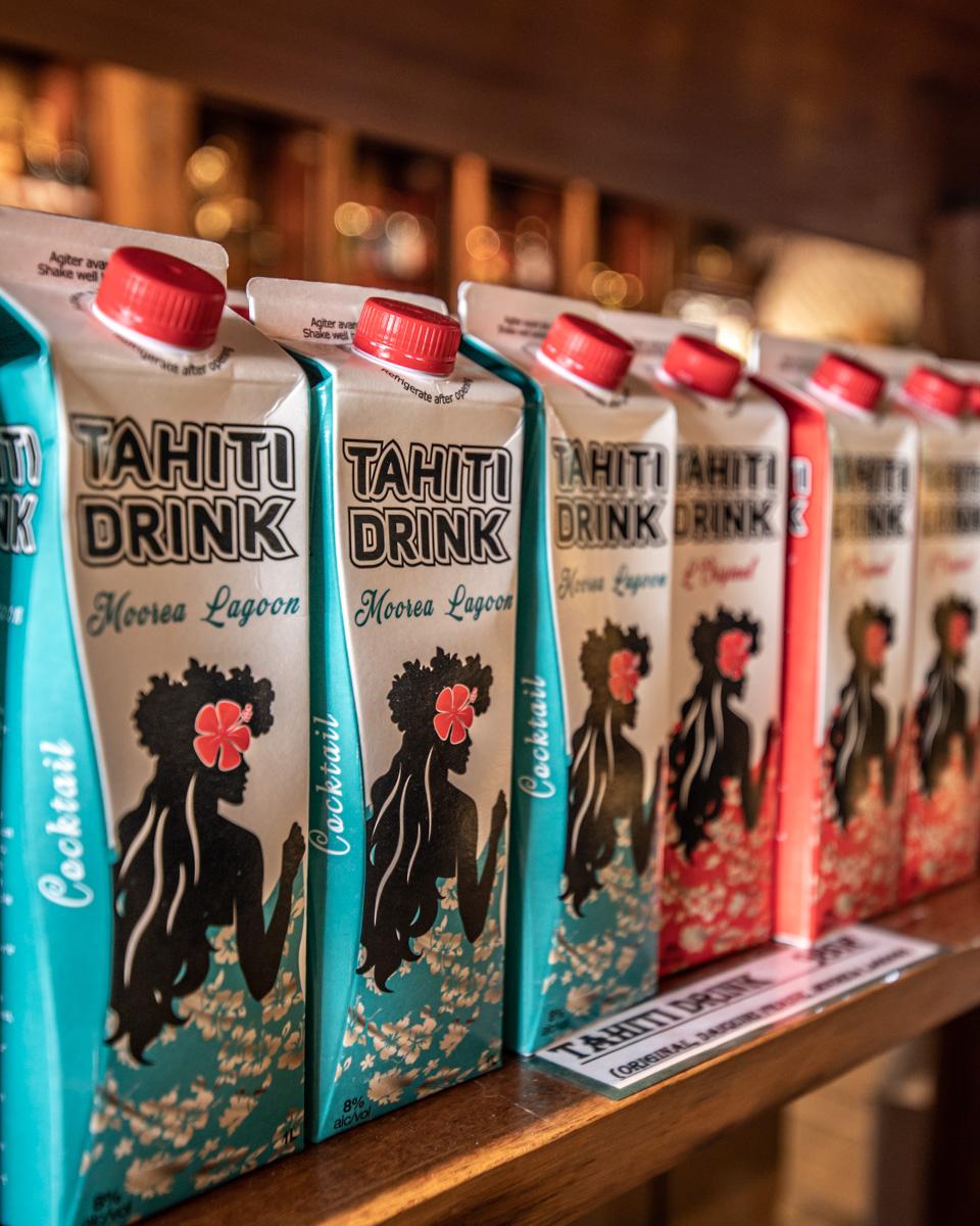 Manutea Tahiti Moore