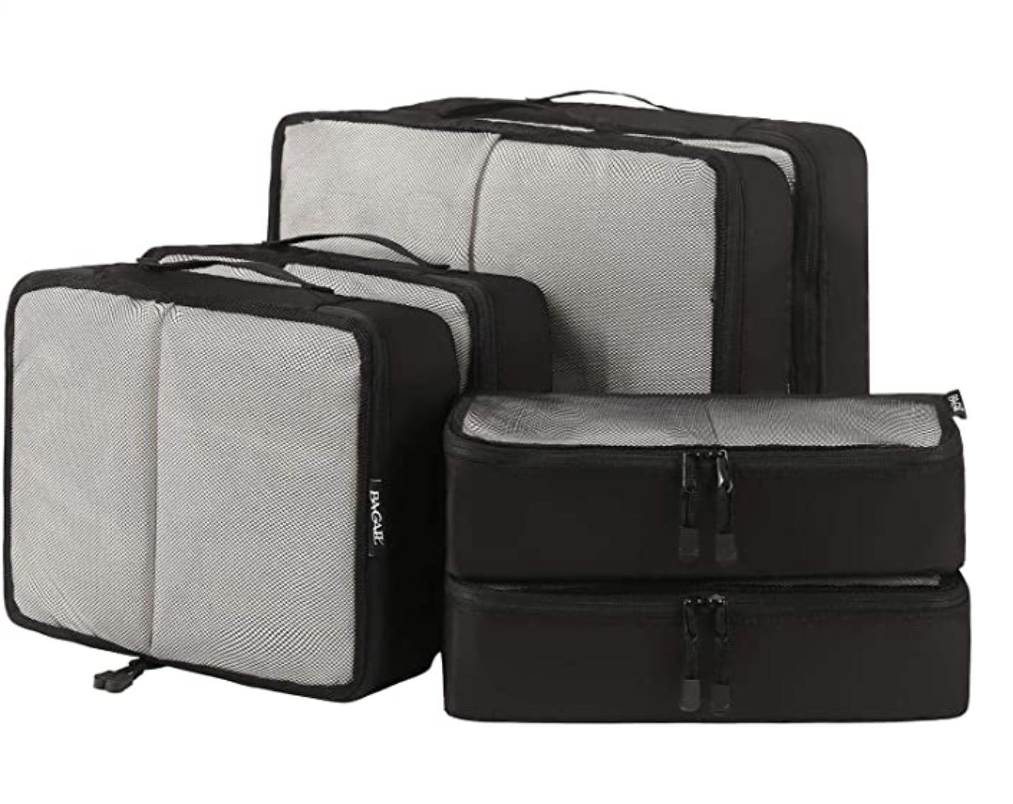 Men's Packing Cubes Travel AccessoryMen's Packing Cubes Travel Accessory