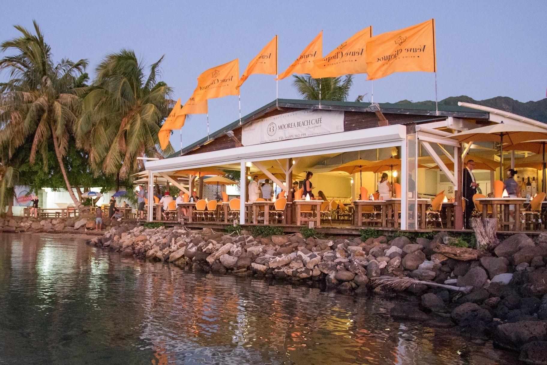 Moorea Beach Cafe Moorea
