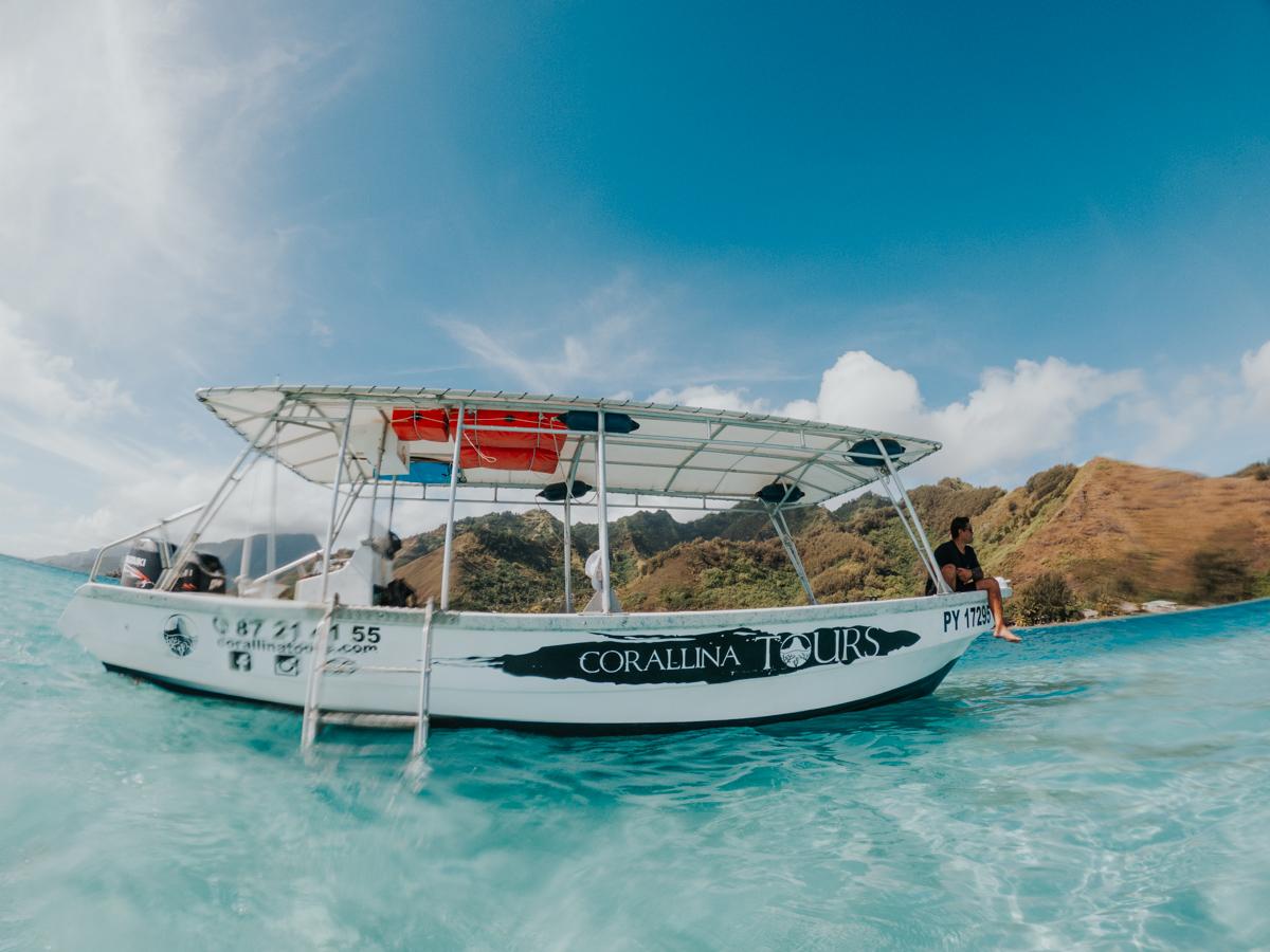 Moorea Lagoon Tour