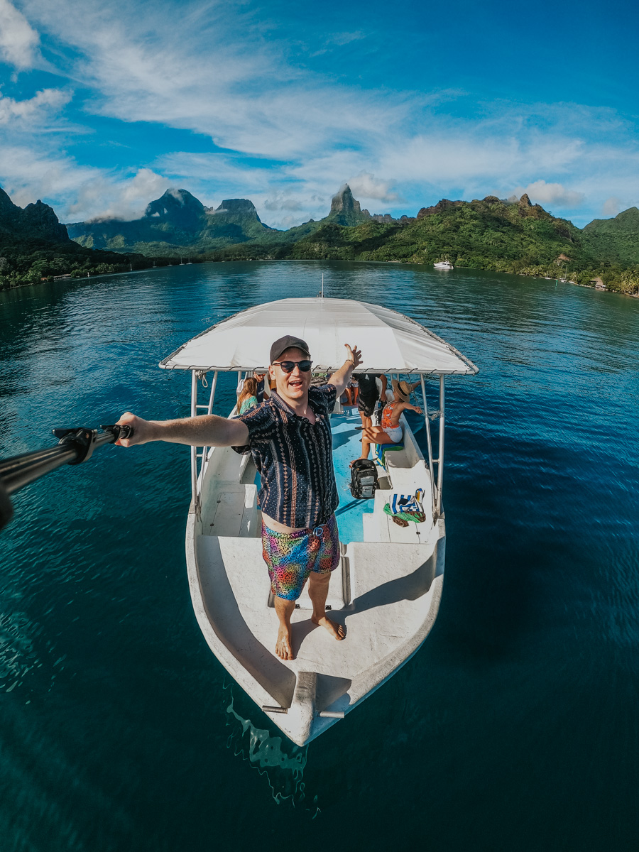 Moorea Tourist Attractions