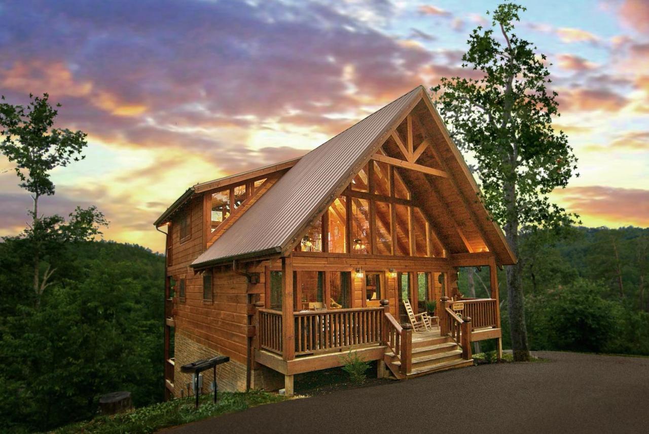 Mountain Memories Cabin TN