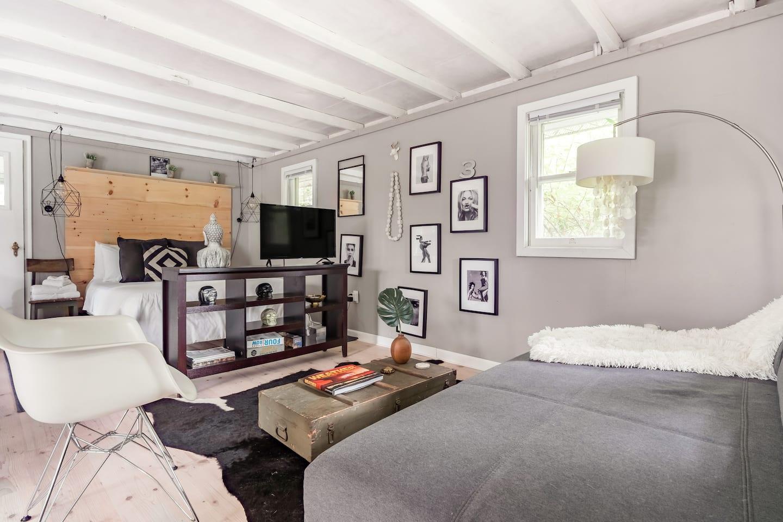 Pet-Friendly Cabin Rental Airbnb