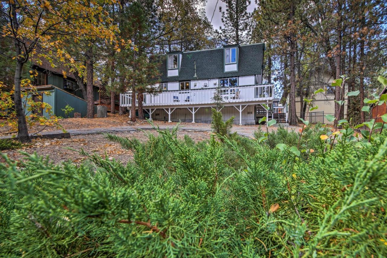 Renovated Big Bear Cabin