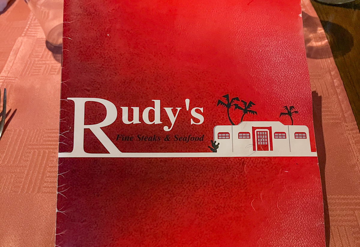 Rudy's Steak & Seafood Moorea
