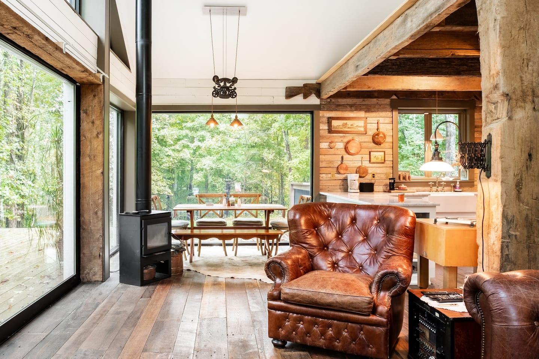 Secluded Cabin near Nashville TN