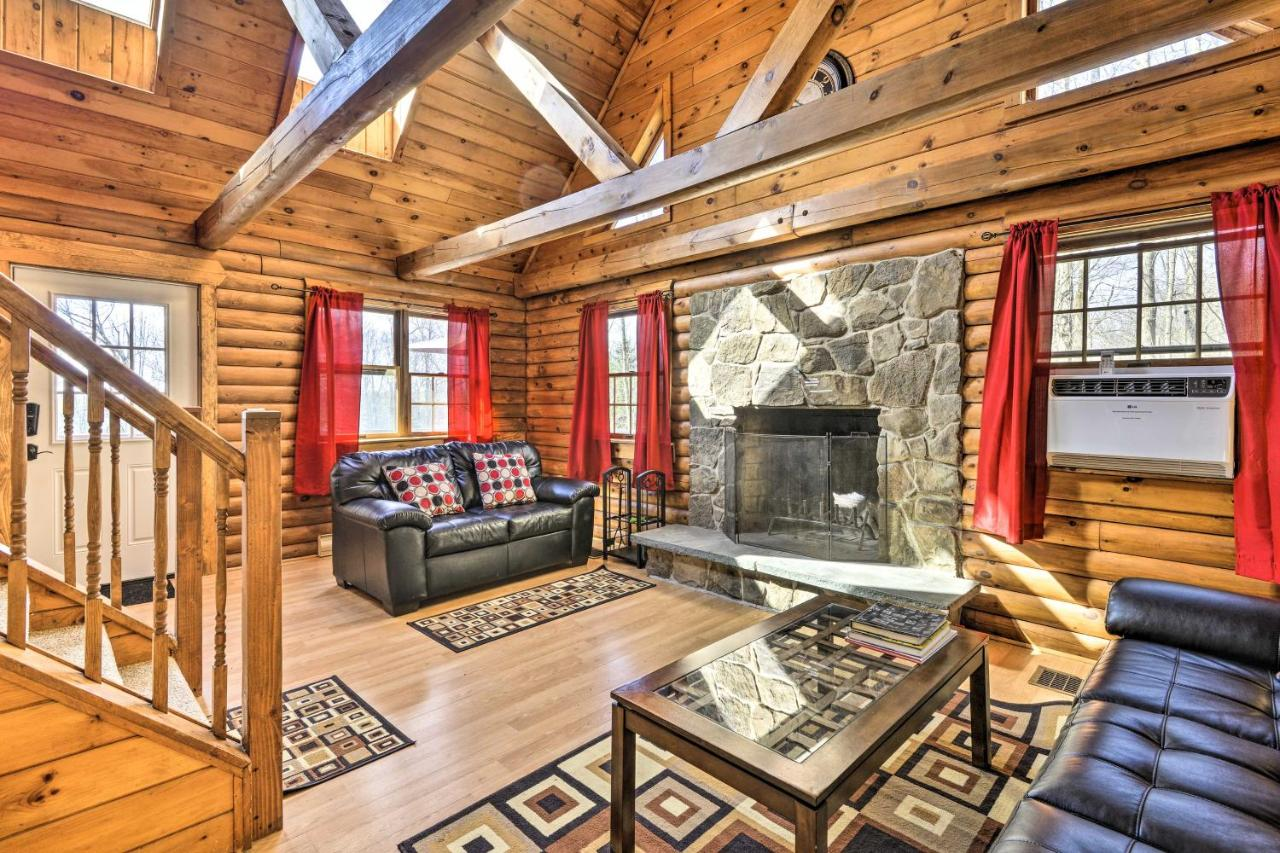 Secluded, Pet-Friendly Cabin in Pennsylvania