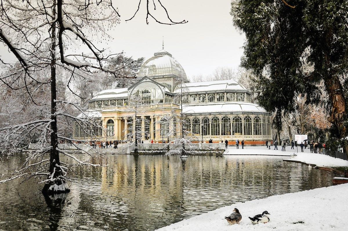 Spain in Winter