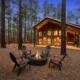 Strawberry Creek Luxury Cabin Rental Oklahoma Airbnb