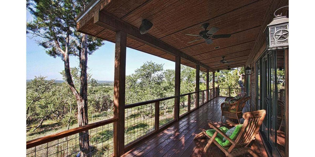 Texas Luxury Cabins at Stony Ridge-Emerald