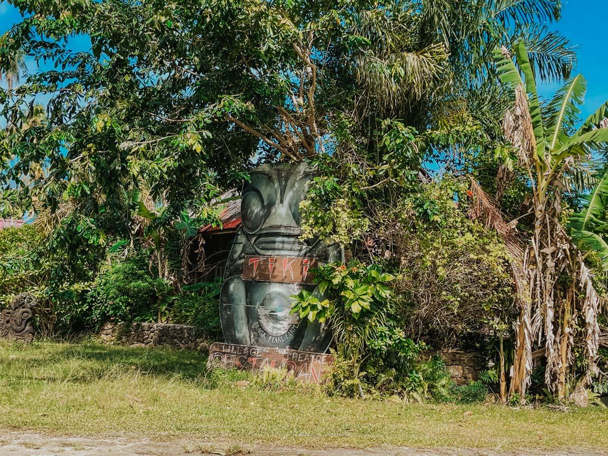 Tiki Village Moorea