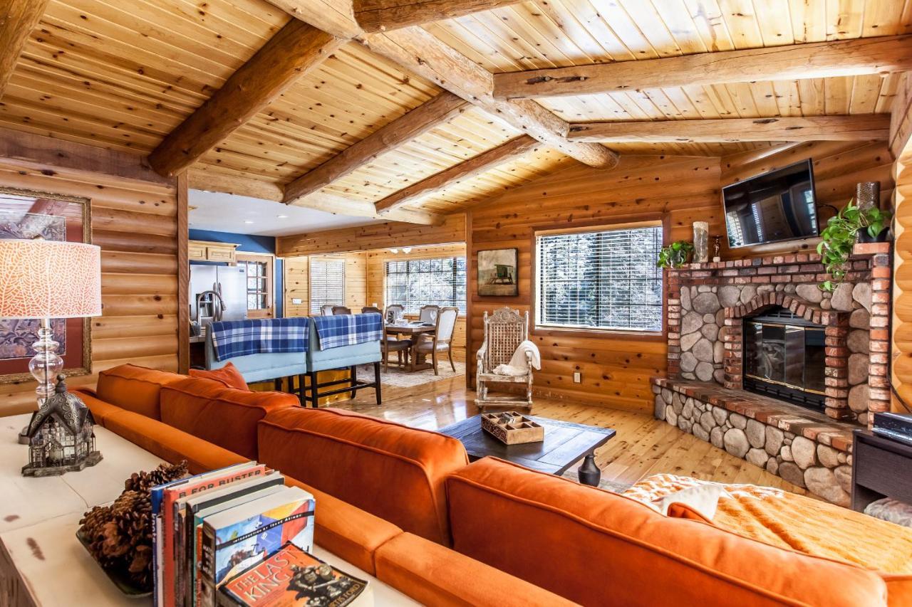 Tres Bien Ensemble Luxury Cabin Big Bear