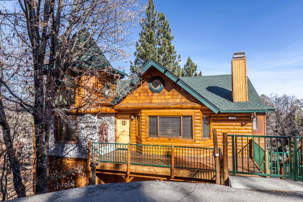 Tres Bien Ensemble Luxury Cabin Rental Big Bear