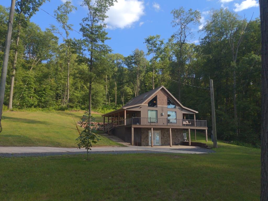 Vista Getaway - Secluded Country CabinVista Getaway - Secluded Country Cabin
