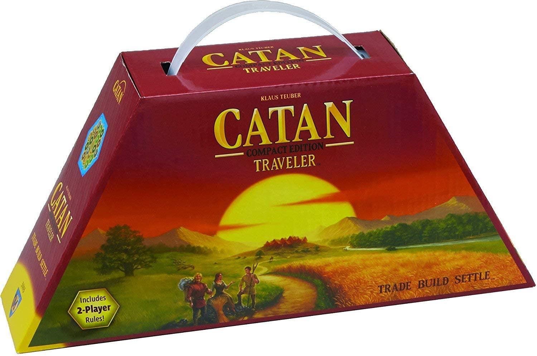 Catan Board Game Traveler Edition