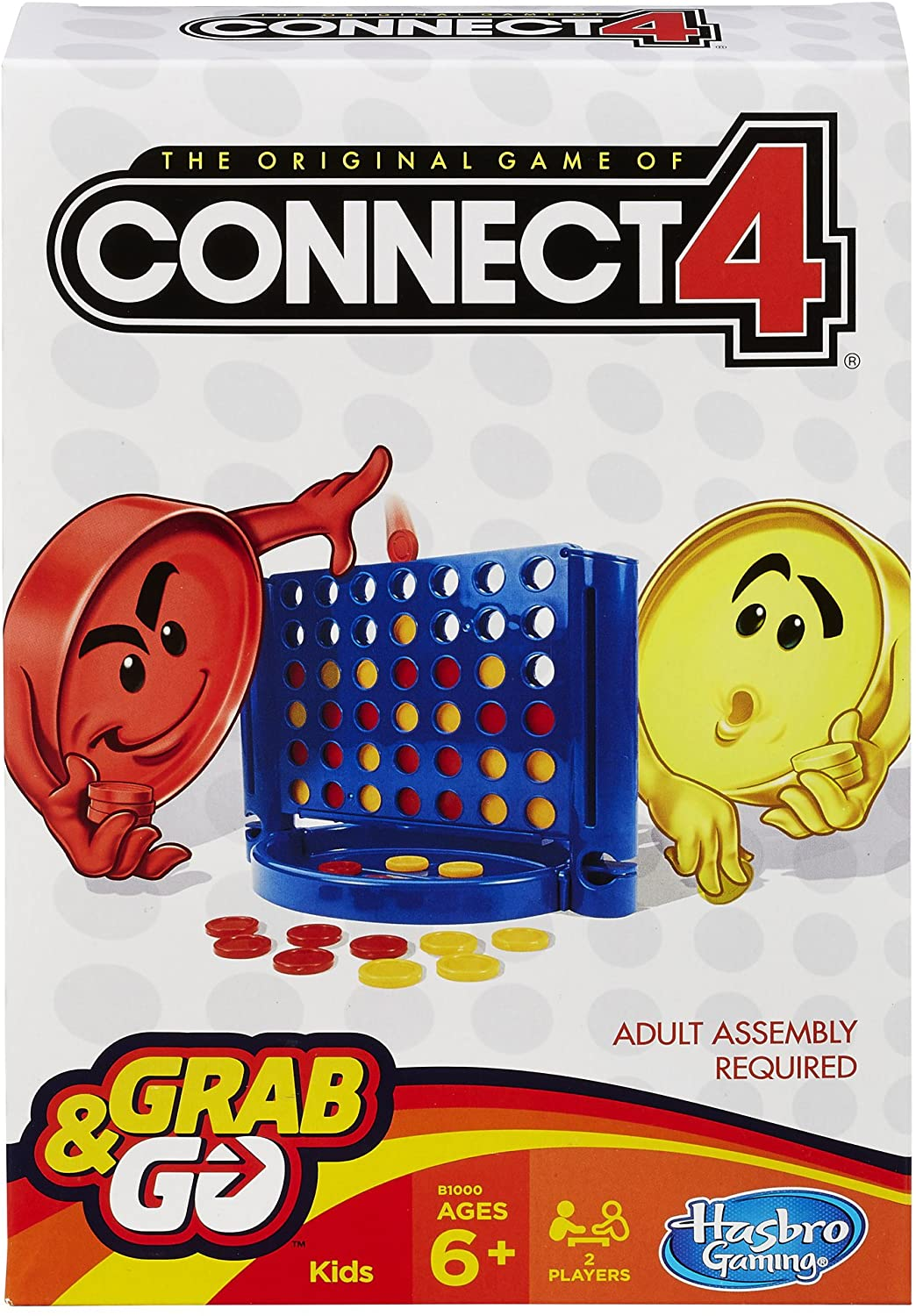 Connect 4 Travel Size Game