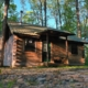 Secluded Cabins in Arkansas Mountain View with hot tub