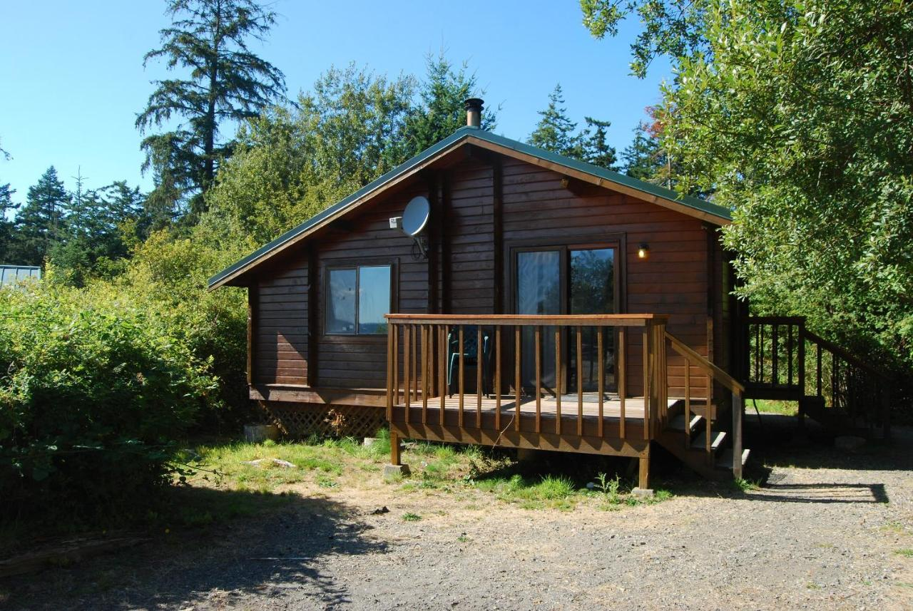 Secluded Cabins in Washington State La Conner close to the beach