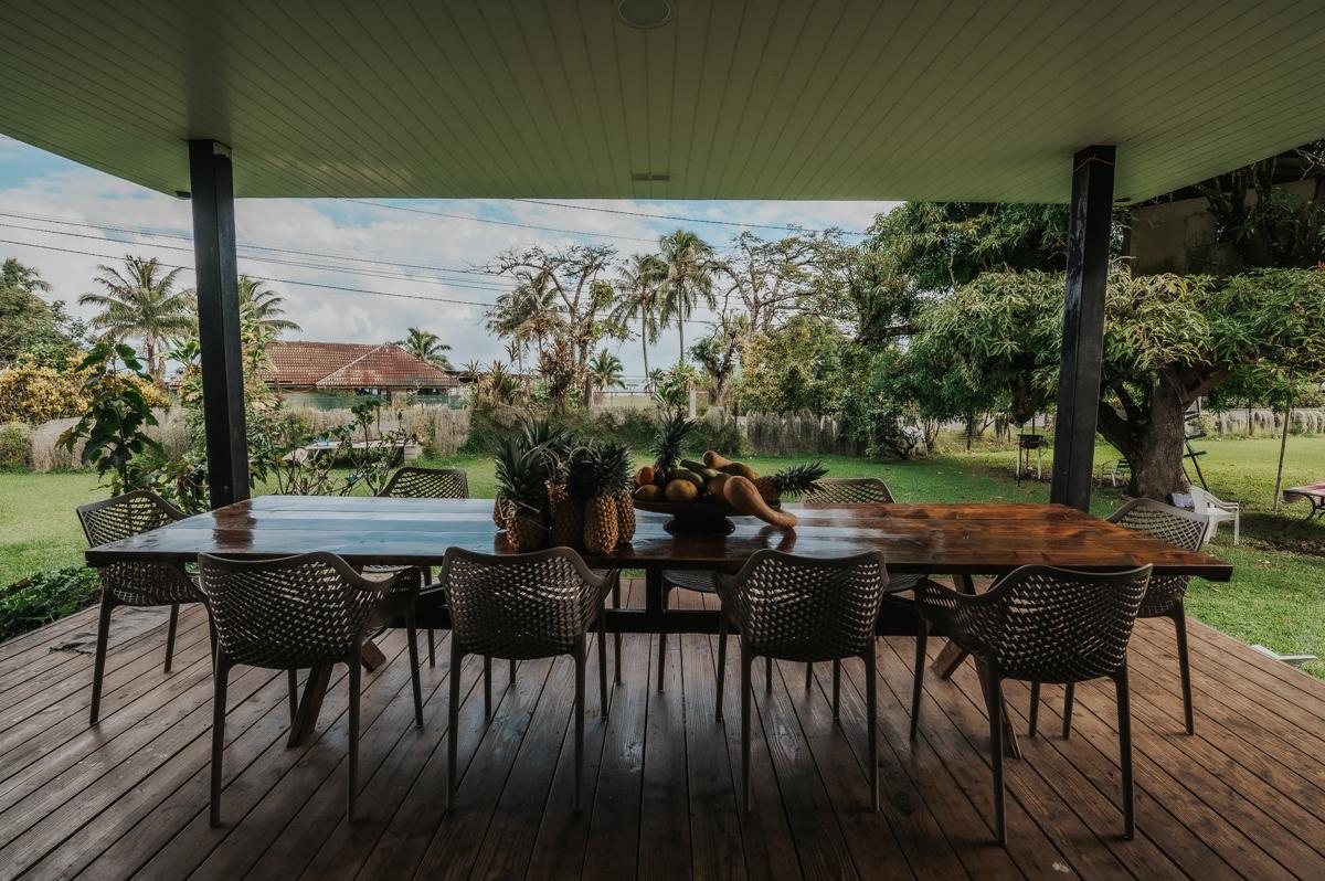 Teahupoo Airbnb Homestay