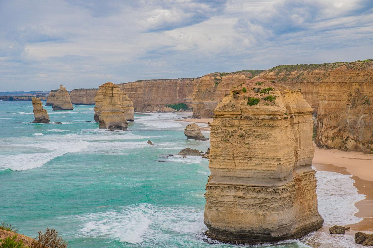 12 Apostles Australia Landmark