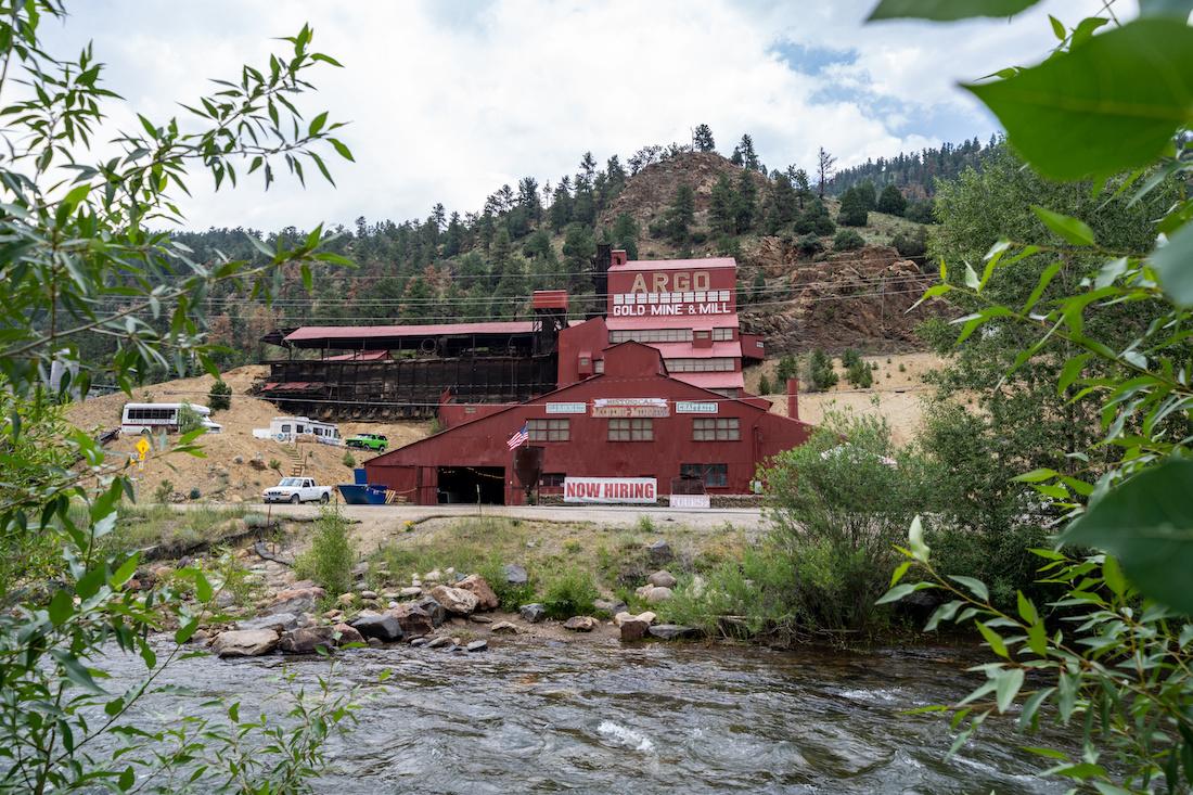 Argo Gold Mine Colorado