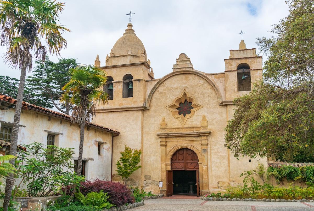Historic Carmel Mission