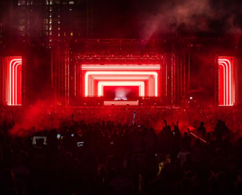 Eric Prydz Arc Festival