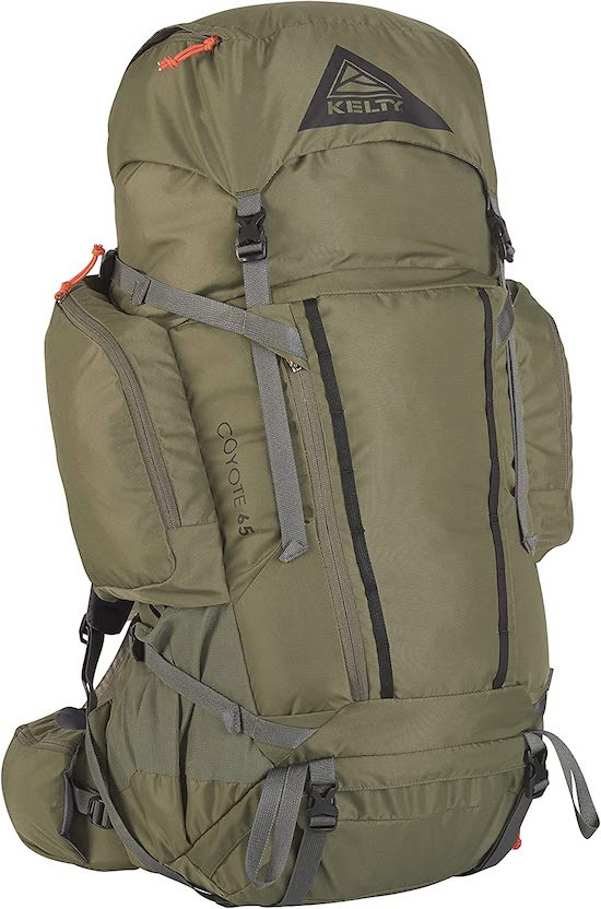 Kelty Coyote 65L Travel Backpack