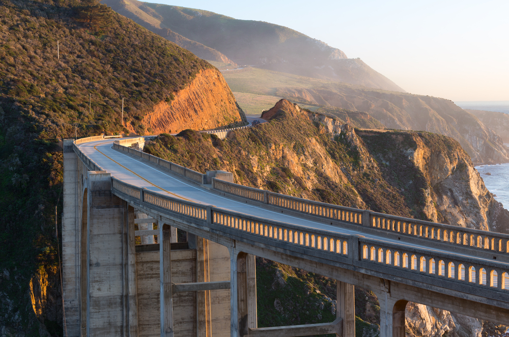 Los Angeles to San Francisco Drive