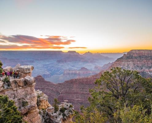 Phoenix to Grand Canyon Drive