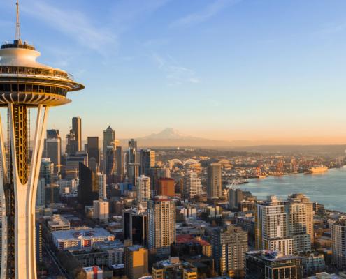 Seattle to Portland Drive