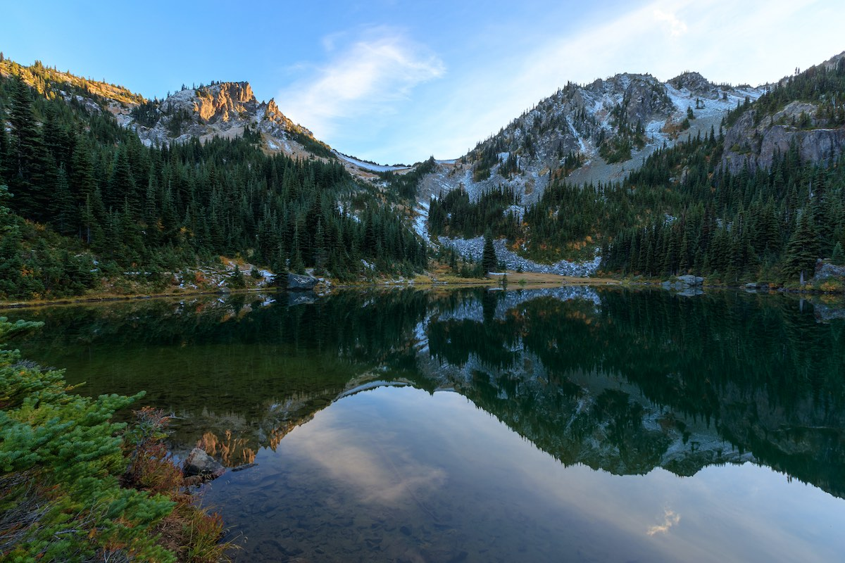 Silver Lake, Washington