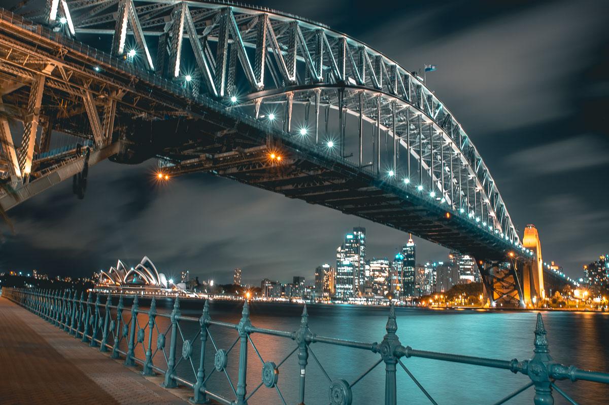 Sydney Harbour Bridge - Australia Landmarks