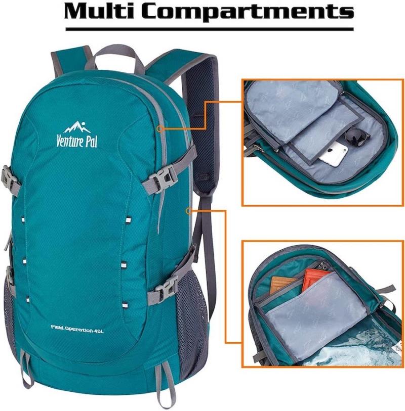 Venture Pal 40L Travel Backpack
