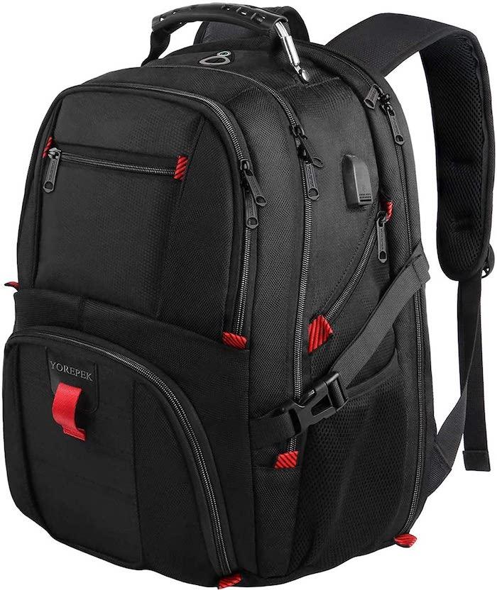 Yorepek 50L Travel Backpack